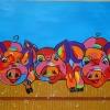 319 Fiddler Pig, Fifer Pig, Practical Pig