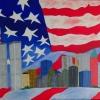 89 New York Skyline before 9/11