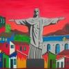 243 Christ,Sugar loaf, favelas, this is Rio de Janeiro/Brasil