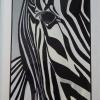 318 Zebra hoofd