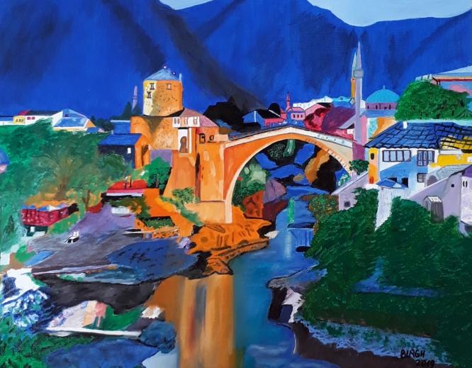 402 Brug in Mostar