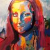 400 Mona Lisa