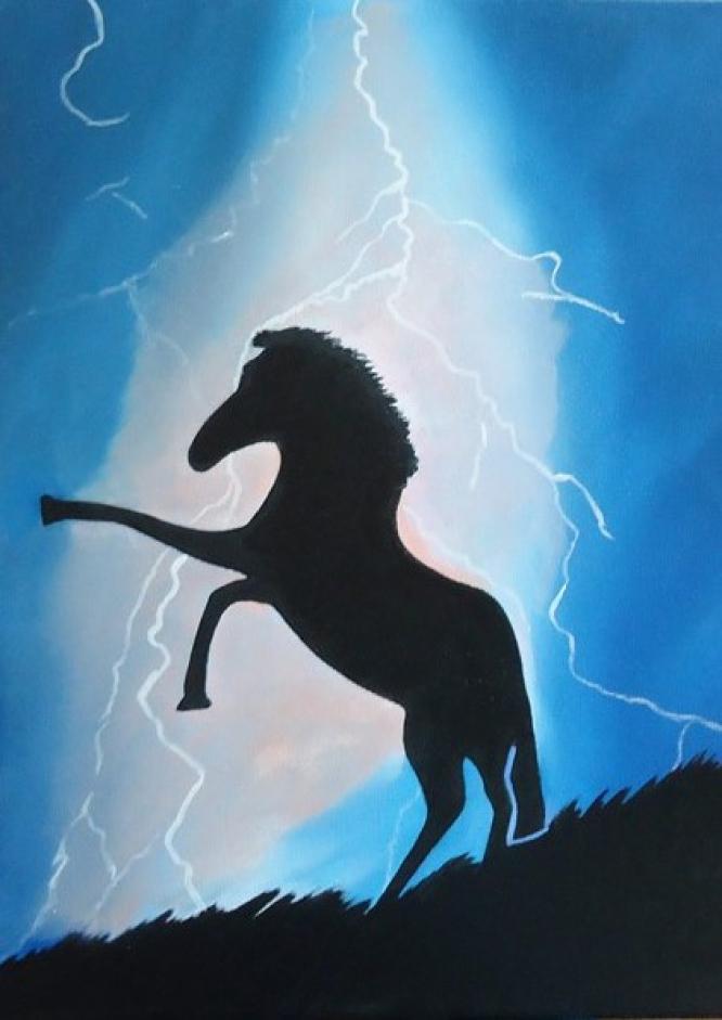 411 Thunder and Lightning